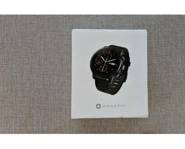 Amazfit Stratos im Test – Günstige und gute Sport-Smartwatch?