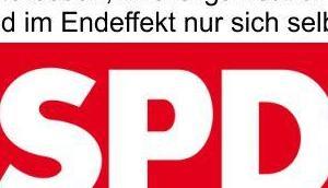Eine Gewerkschaften verfilzte SPD, noch Grüne Interessen verfolgt