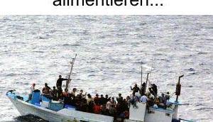 Asyl fordert mehr Asyleinwanderer aufzunehmen, noch paar Millionen sind locker verkraften