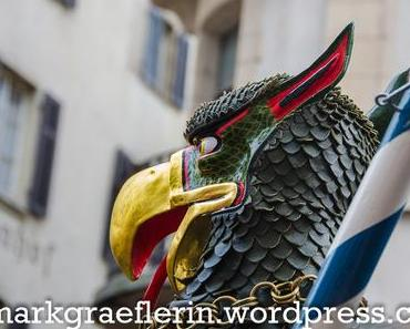 Vom Vogel Gryff, Wild Maa, Leu und Suuri Läberli z'Morge