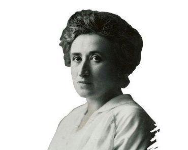 100. Jahrestag der Ermordung von Rosa Luxemburg