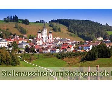 Stellenausschreibung – Kinderbetreuerin/Kinderbetreuer in einem Kindergarten der Stadtgemeinde Mariazell
