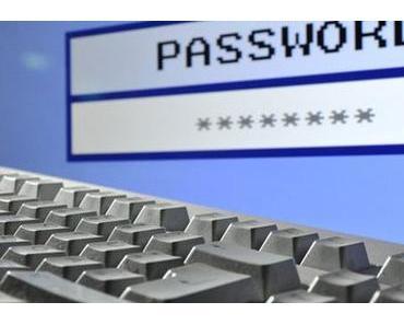 Gestern ein Passwort geändert?