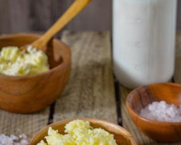 Hausgemachte Butter [Kücheneinmaleins]