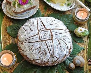 Magisches Imbolc Brot