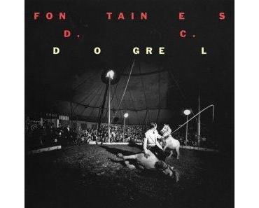 """Mit """"Big"""" liefern Fontaines D.C. erneut ein kurzes brachiales Gitarrenschaupiel aus Garage, Punk und Indie"""