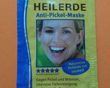 [Werbung] Luvos Heilerde Anti-Pickel Maske