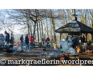Samstagseintopf mal anders: Outdoor-Küche mit Köstlichkeiten aus dem Dutch Oven