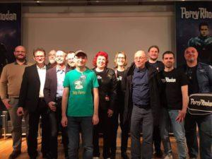 Literaturhaus München – Perry Rhodan 3000