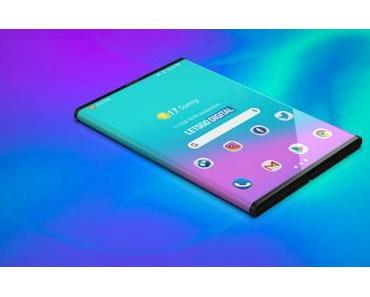 Xiaomi: Sieht so das faltbare Smartphone aus?