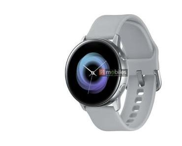 Samsung Galaxy Watch Active: Screenshots verdeutlichen, Fokus auf neue Fitness-Features gerichtet