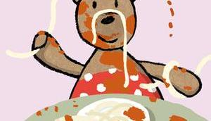 Kleinen gibt Bärenfreundin Emma