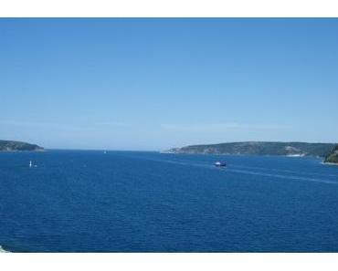 Bosporus – Schwarzes Meer