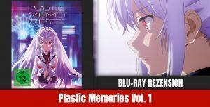 Review: Plastic Memories Limited Edition Vol. Blu-ray