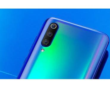 Xiaomi Mi 9: Viele neue Details enthüllt und das transparente Modell zeigt sich