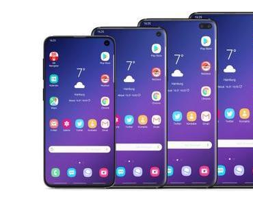 Samsung stellt heute seine neuen Smartphones vor