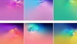 Samsung Galaxy S10: Offizielle Wallpaper stehen hier Download bereit