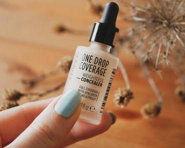 Der Catrice One Drop Weightless Concealer im Test