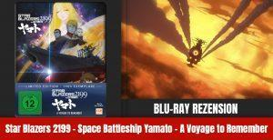 Review: Star Blazers 2199 – Space Battleship Yamato – A Voyage to Remember | FuturePak