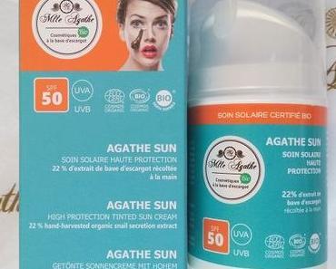 [Werbung] Mlle Agathe Agathe Sun SPF 50