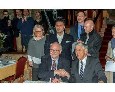 Sonderstatus für Bethlehem als neues Mitglied der Shrines of Europe