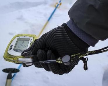 Notfallausrüstung: So stören Elektrogeräte dein LVS