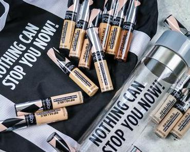 Lorealista News: INFAILLIBLE MORE THAN CONCEALER VON L'ORÉAL PARIS!  [WERBUNG | PR SAMPLE]