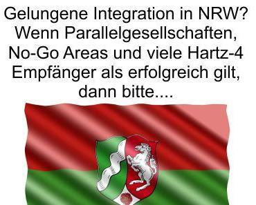 Gelungene Integration in NRW? Parallelgesellschaften und Stadtflucht derer, die es sich leisten können abzuhauen