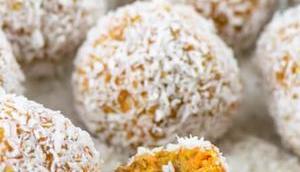 Carrot Cake Energyballs