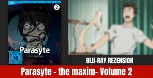 Review: Parasyte -The Maxim- Volume Blu-ray