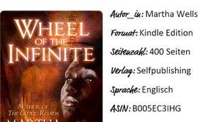 Martha Wells Wheel Infinite