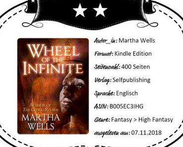 Martha Wells – Wheel of the Infinite