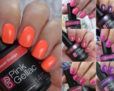 Pink Gellac Tropical Island Kollektion