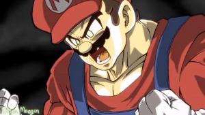 Real Anime: Super Smash Bros. Dragon Ball-Stil