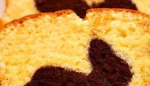 Saftiger Hasenkuchen oder Marmor-Kuchen Oster-Look