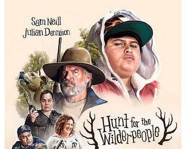 Wo die wilden Menschen jagen (2016)