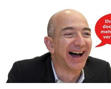 Amazon: Die teuerste Scheidung der Geschichte