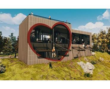 Bau einer spektakulären Zipline in Annaberg soll heuer starten