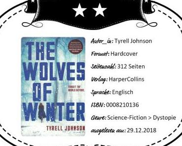Tyrell Johnson – The Wolves of Winter