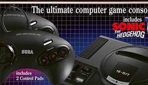 SEGA Mega Drive Mini Weitere Titel angekündigt