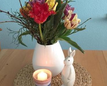 Friday-Flowerday – oder – Tulpen (fast) so bunt wie ein Regenbogen