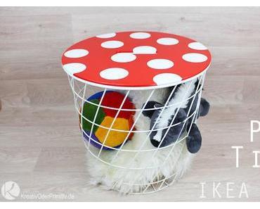Pilztisch - Ikea Hack Kvistbro
