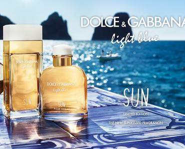 DOLCE & GABBANA Light Blue Sun Sommer-Edition 2019
