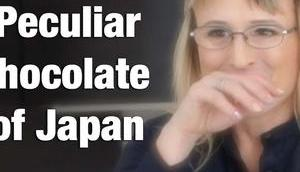 Peculiar Chocolate Taste Japan