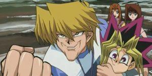 Joey Wheeler Yu-Gi-Oh! Gemeinsamkeiten Wrestler Antonio Inoki