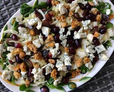 Salat aus Sommergemüse – Game of Thrones