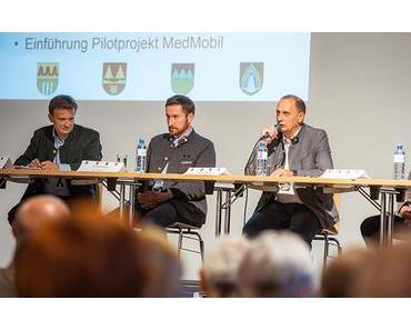 Gesundheitsversorgung Mariazellerland – Bürgerversammlung Podiumsdiskussion Infos