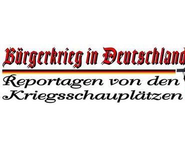 """Bürgerkrieg in Deutschland, die Angriffe der """"Einzeltäter"""""""