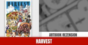 Review: HARVEST Artbook