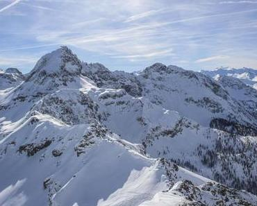 Faulkogel: Skitour auf das Pongauer Matterhorn